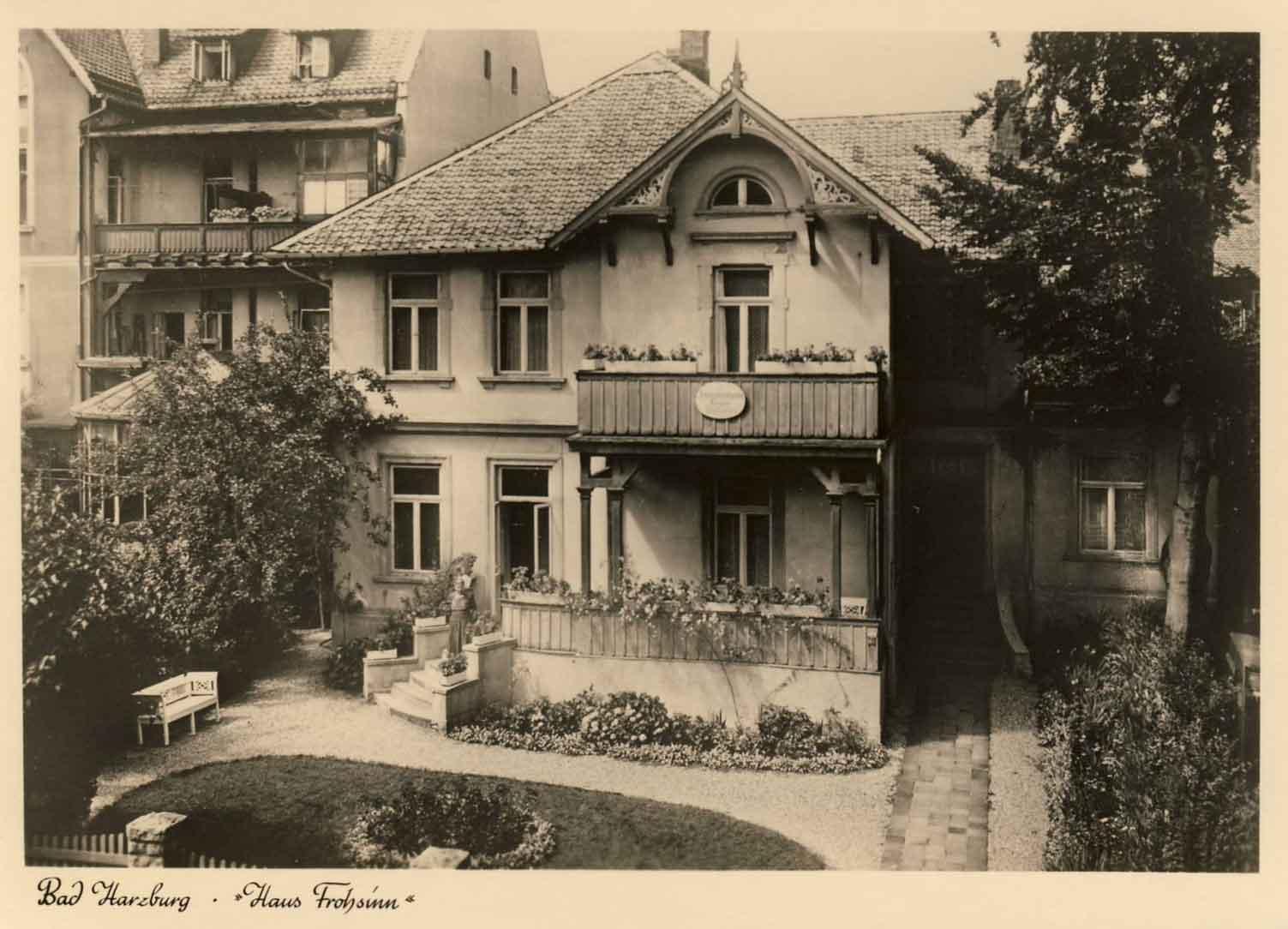 Gebäude Bad Harzburg